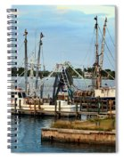 Matlacha Florida Spiral Notebook
