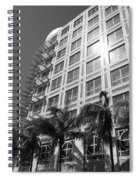 Miami House Spiral Notebook