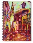 Montmartre  Spiral Notebook