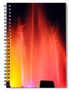Mulholland Fountain Spiral Notebook