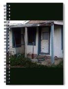 Old Porch Spiral Notebook