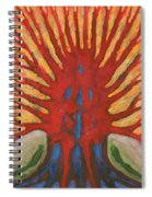 Outside Spiral Notebook