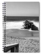 Playa Del Rey Ca Spiral Notebook