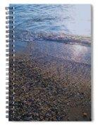 Refreshing Surf Spiral Notebook