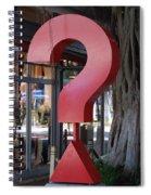 ......... Spiral Notebook