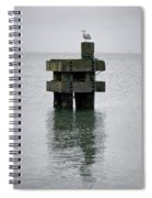 Seagull's Rest Spiral Notebook