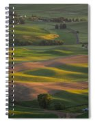 Steptoe Butte 10 Spiral Notebook