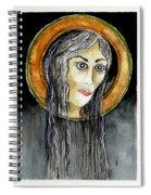 Strange  Spiral Notebook