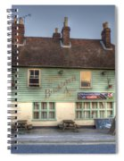 The Bricklayers Arms New Hythe Spiral Notebook