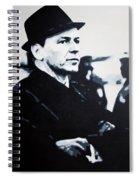 - The Winter Wind - Spiral Notebook