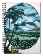 Treasures Of The Sea Spiral Notebook