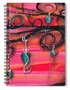 Tree Made Of Love  Spiral Notebook
