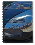 0 To 60 In 2 Spiral Notebook