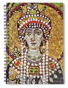 Theodora (c508-548) Spiral Notebook