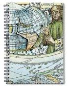 Amerigo Vespucci (1454-1512) Spiral Notebook