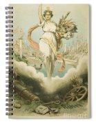 Atlanta Exposition, 1895 Spiral Notebook