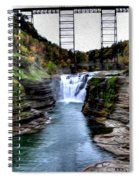 0032 Letchworth State Park Series  Spiral Notebook