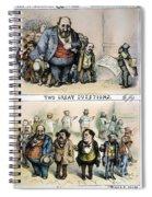 Nast: Tweed Corruption Spiral Notebook