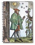 Wine Merchant, 1582 Spiral Notebook