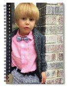 007 Returns Spiral Notebook