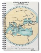 Voyage Of The Argonauts Spiral Notebook