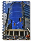 01 W. Chipp And Delaware Construction  Spiral Notebook
