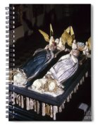 France: Tomb Of John II Spiral Notebook