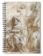 Raphael: Study, C1510 Spiral Notebook