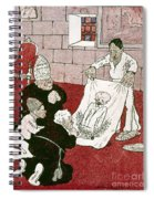 Mexico: Political Cartoon Spiral Notebook