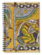 Heraclius (c575-641 A.d.) Spiral Notebook