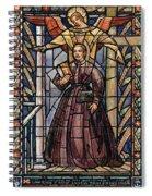 Sally Tompkins (1833-1916) Spiral Notebook