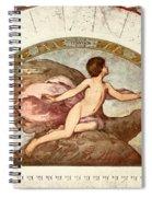 Ganymede, C1901 - To License For Professional Use Visit Granger.com Spiral Notebook
