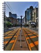 02 New Main St 2015 Spiral Notebook