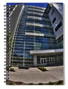 03 Conventus Medical Building On Main Street Spiral Notebook