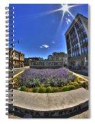 05 Plaza Of Stars Spiral Notebook