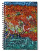 057 Abstract Thought Spiral Notebook