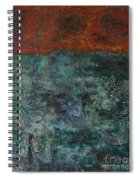 068 Abstract Thought Spiral Notebook