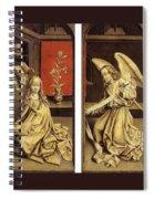 07464 Rogier Van Der Weyden Spiral Notebook
