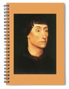 07505 Rogier Van Der Weyden Spiral Notebook