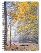 0983 Starved Rock Colors Spiral Notebook