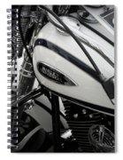 1 - Harley Davidson Series  Spiral Notebook
