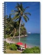 Phuket Thailand Spiral Notebook