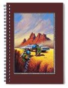 0uro3 0435 Darrell K Sweet Darrell K Sweet Spiral Notebook