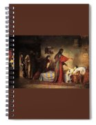 1 1871 Vasily Polenov Spiral Notebook