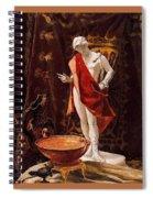 16488 Nicanor Pinole Spiral Notebook