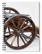 1861 Dahlgren Cannon Spiral Notebook