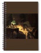 1 1886 Vasily Polenov Spiral Notebook