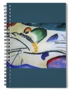 1911 Vasily Kandinsky Spiral Notebook
