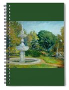 1917 Sergey Vinogradov Spiral Notebook