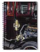1919 Ford Model-t Spiral Notebook